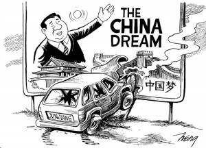 chinese dream borsa trading