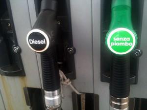 diesel benzina italia