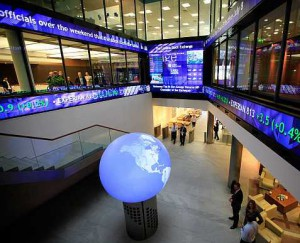 classifica borse mondiali stock exchanges