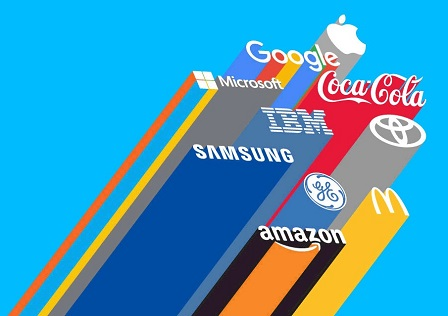 I primi 100 Brand di maggiore valore al mondo nel 2017